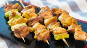 【视频】孤独的美食家~珍珠鸡串烧