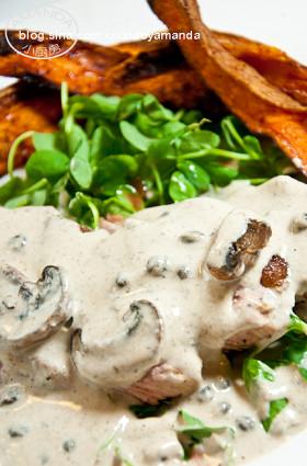 百搭基础酱料~奶油蘑菇酱