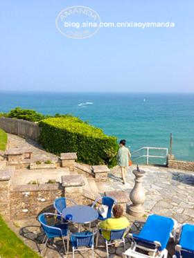 西南海岸Cornwall夏末游记(一)~伊甸植物园、迷失花园、沙拉上的青虫