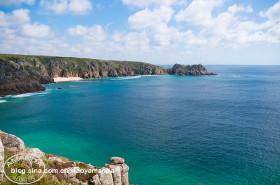 西南海岸Cornwall夏末游记(二)~临海露天剧院、美丽的St ives小镇
