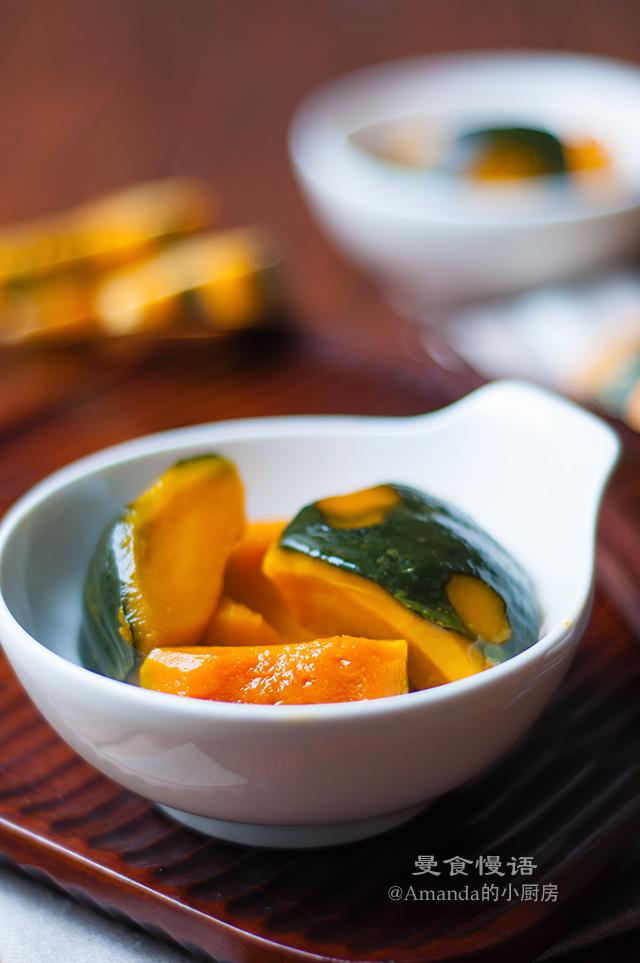 日式煮南瓜2
