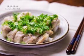 【视频】鲜美滑嫩~葱油鸡