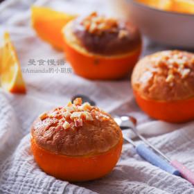 【曼食慢语】不一样的香橙蛋糕