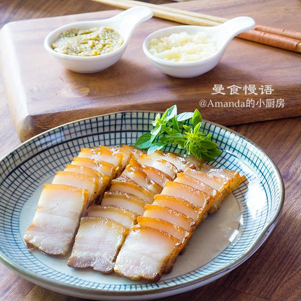 猪油拌饭&白菜卤&咸猪肉4