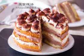 【曼食慢语】提拉米苏蛋糕