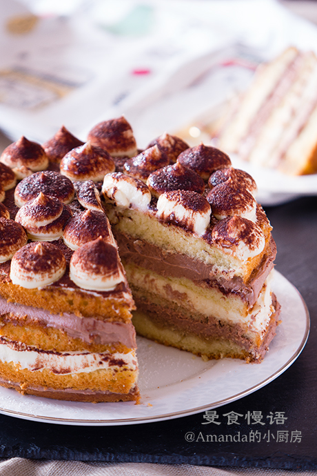 提拉米苏蛋糕2