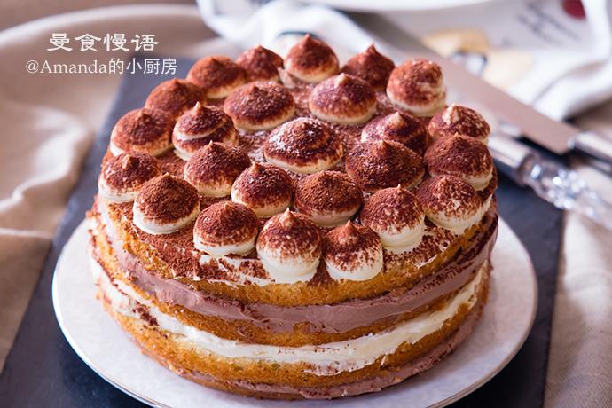 提拉米苏蛋糕3