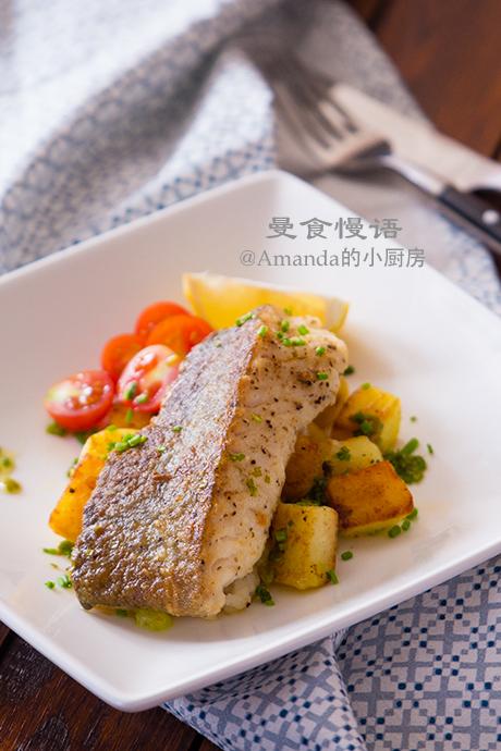 香煎鳕鱼4