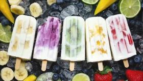 冻酸奶雪糕【曼食快语】