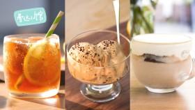 三款咖啡冰品【曼达小馆】