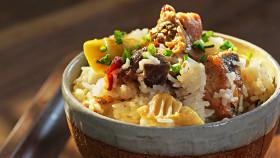 【曼食慢语】抓住春天的尾巴,把腌笃鲜焖进米饭