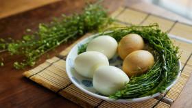 【曼食慢语】农历三月三,荠菜煮鸡蛋