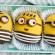 【曼食慢语】最会卖萌的小黄人,被我一口一口吃掉啦:小黄人冰淇淋糯米糍