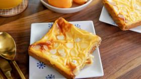 【曼达小馆】打败你的起床气,就靠这道BlingBling的早餐:熔岩乳酪吐司&南瓜羹