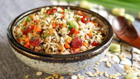 【曼食慢语】粗粮的胜利!3道简单好吃的燕麦饭料理1次解锁