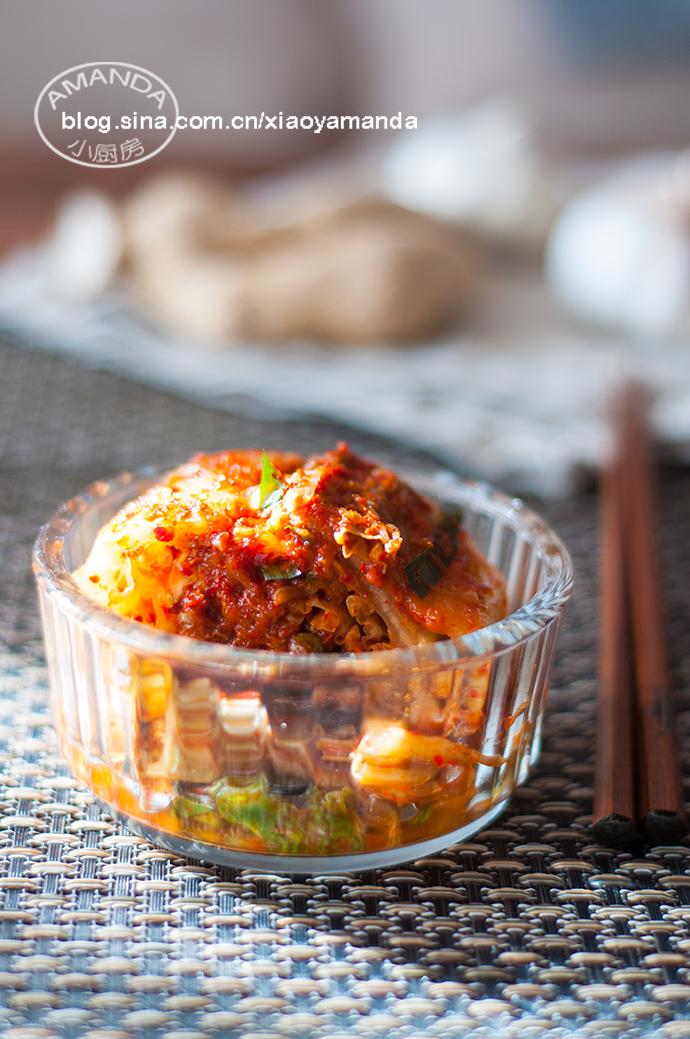 百家百味——韩式辣白菜(视频)
