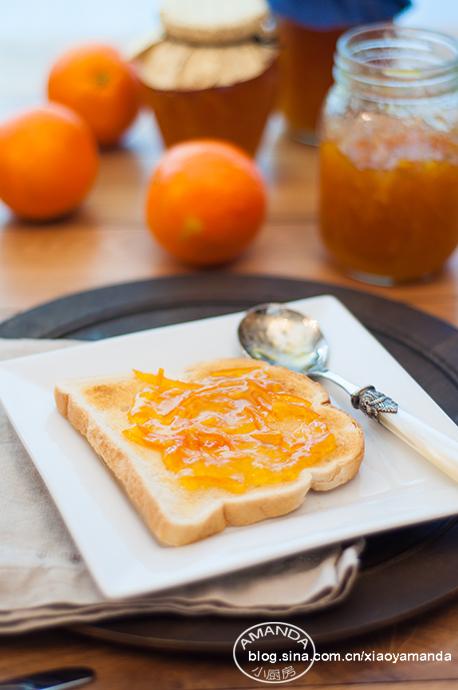 酸甜适口,清香宜人——香橙果酱<wbr>Marmalade(视频)