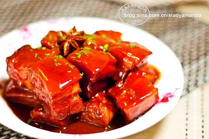 光阴里的私房菜——酒酿腐乳肉