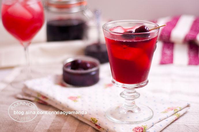 美酒封存的滋味——白兰地渍樱桃<wbr>Brandied<wbr>Cherries