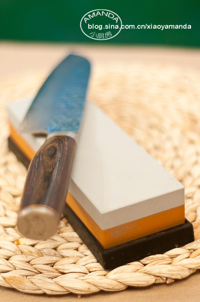 让厨刀重获新生——磨刀石的使用教程(视频)