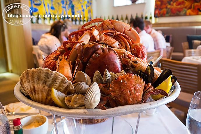 西南海岸Cornwall夏末游记(三)——Rick<wbr>Stein的海鲜餐厅
